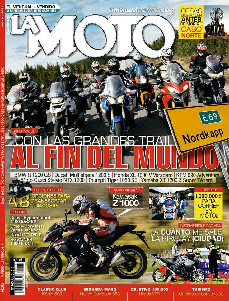 Revista La Moto