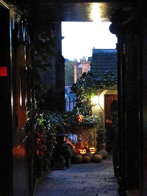 The Witchery - Edinburgh