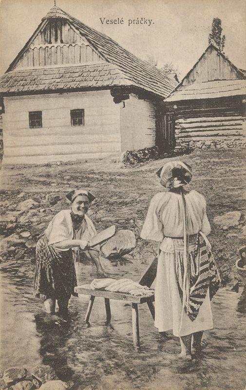 Pavol Socháň - Veselé práčky