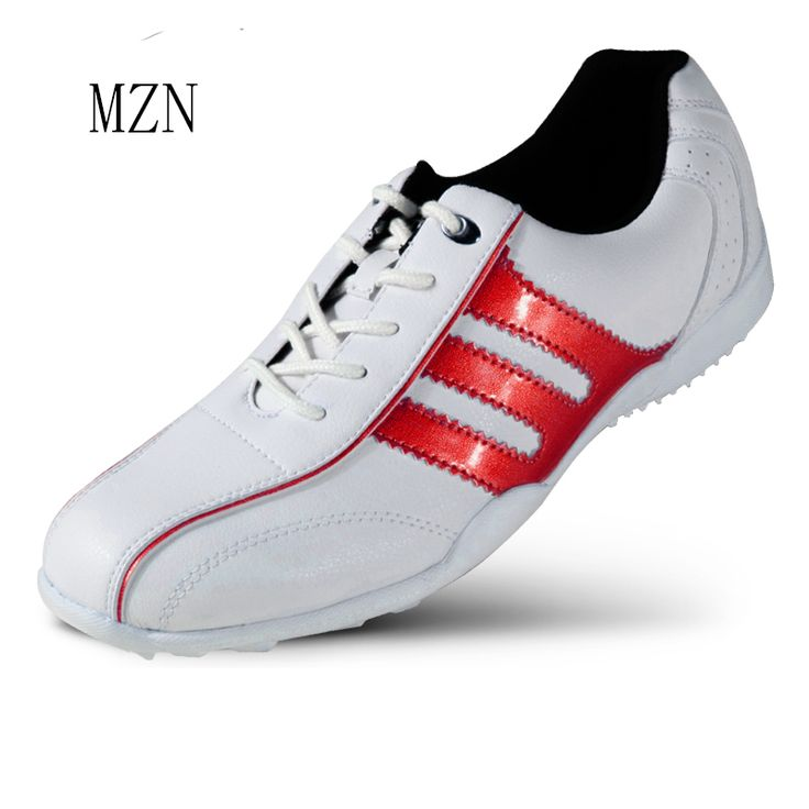 Cheap mens golf shoes, Buy Quality golf shoes directly from China golf shoes men Suppliers: MZN Men's golf shoes equipment super breathable waterproof non-slip chaussures fitted nail shoes slip-resistant golf shoes