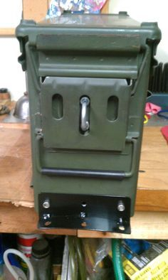 Pin By Anthony Swidra On Jeep Xj Ammo Cans Truck Mods