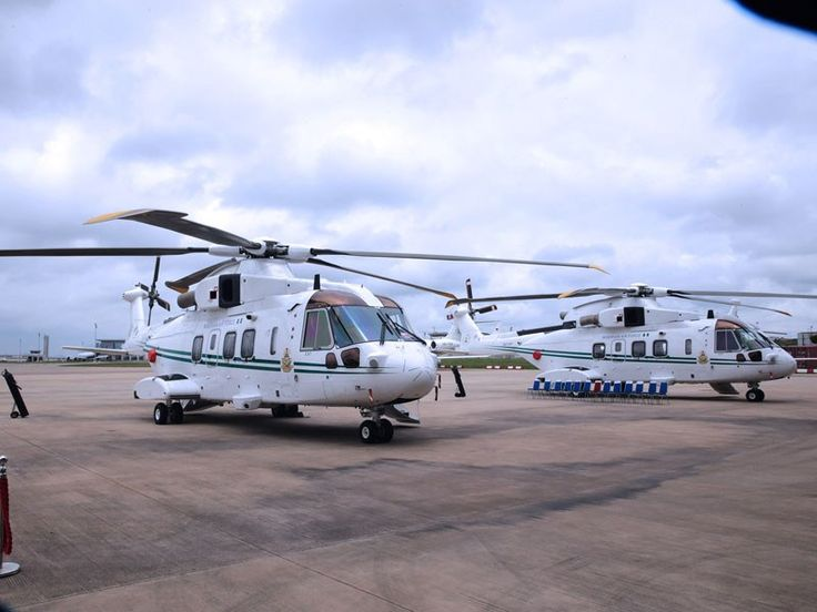 Helicopter Service from Kaduna to Abuja Available During Airport Closure *READ & SHARE*