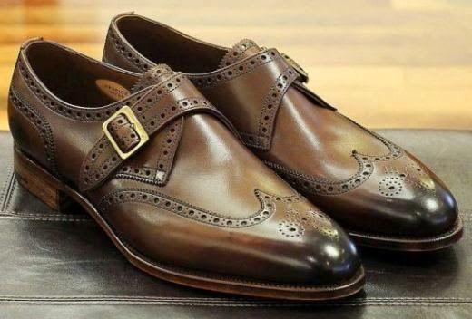 Fashion & style. Elegant shoe. Edward Green