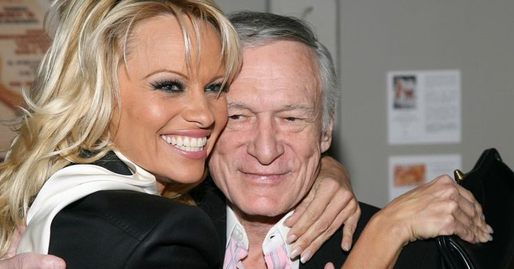 Former Playboy Playmate, actress, and animal rights activist Pamela Anderson paid emotional tribute to Hugh Hefner, the Playboy founder who died Wednesday at age 91 and helped launch Anderson to in…