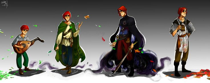 Kvothe by Corade on DeviantArt