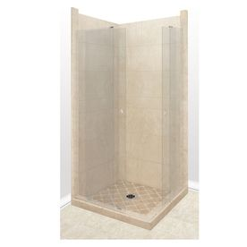 american bath factory sonoma medium sistine stone wall stone composite floor rectangle 11piece corner