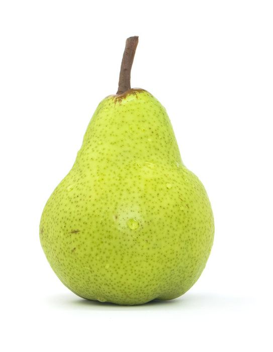its a pear