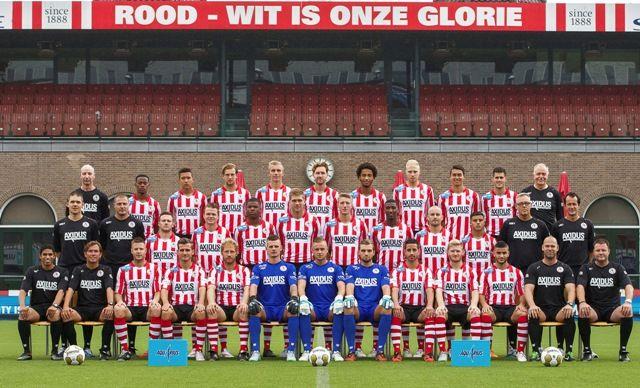 Berikut adalah daftar pemain (skuad) Sparta Rotterdam di Eredivisie musim 2016/2017. Tim utama Sparta yang akan bermain di Liga Utama Belanda musim ini sebagai tim promosi setelah musim lalu mereka…