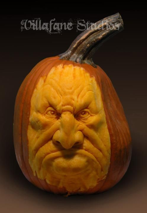Best images about pumpkin carving art on pinterest