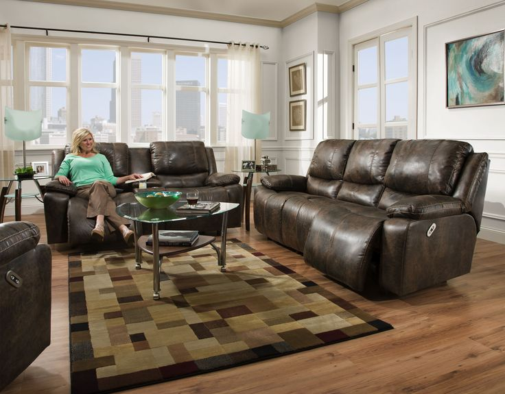 Montana Reclining Sofa - From Franklin Power Recline and Power Backrest : franklin power recliner - islam-shia.org