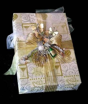Wedding Gift Wrap : Image detail for -wedding gift wrap Wrap It Up!!! Pinterest