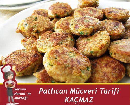 Patlıcan Mücveri Tarifi