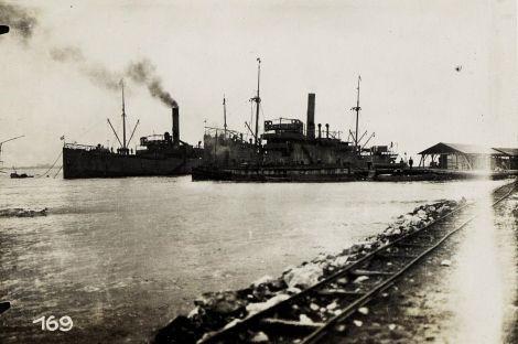 Hajóregiszter - Hajóadatlap: KASSA hajó