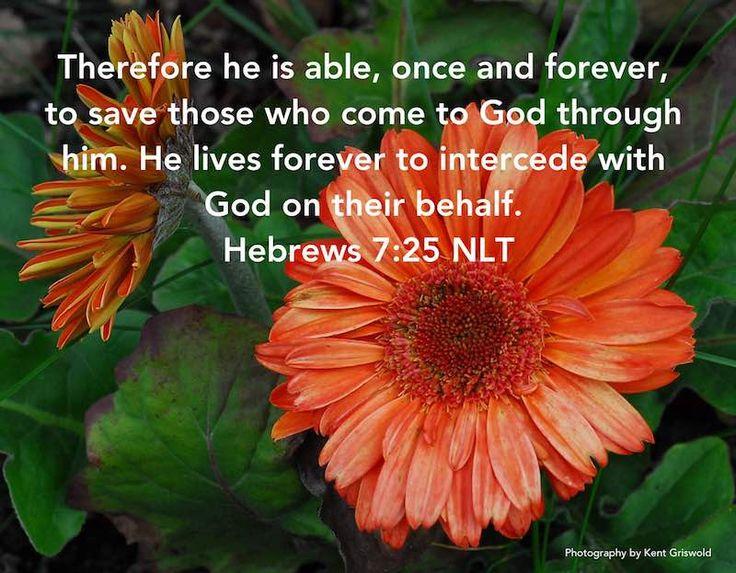 Save - Hebrews 7:25