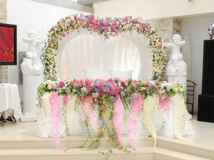 Как украсить свадебный зал. Идеи для свадьбы.