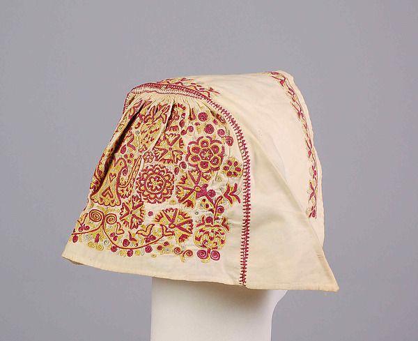 Date: fourth quarter 19th century Culture: Slovak