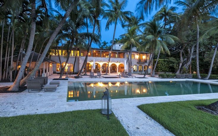 Jennifer Lopez Miami property. However she's still Jenny from the block......£25.4 million worth of block....Celebrity homes for sale - Telegraph