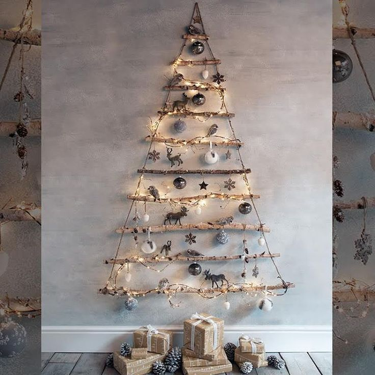 NATURAL NOEL | Be inspired by Scandinavian winters with our pared back, Natural Noel Christmas look... #coxandcox #christmas #trend #getthelook #noel #natural #scandi #new