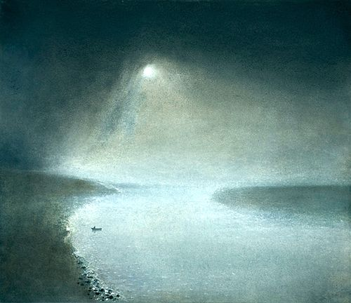 Richard Cartwright, Nocturne in Silver