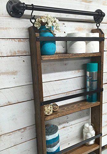 25 Best Ideas About Bathroom Ladder Shelf On Pinterest Small Country Bathrooms Bathroom