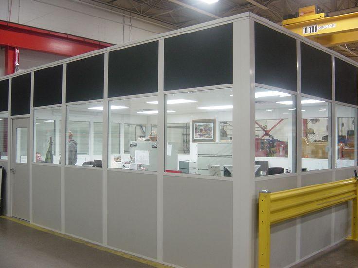 11 best Modular In-Plant Offices images on Pinterest | Bureaus ...