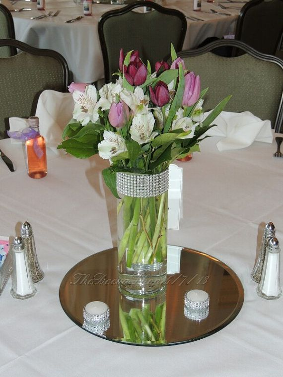 Ideas about tall vase centerpieces on pinterest