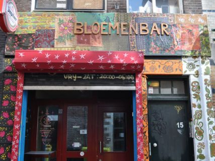 Go get your late night drink @ Bloemenbar in the center of #Amsterdam