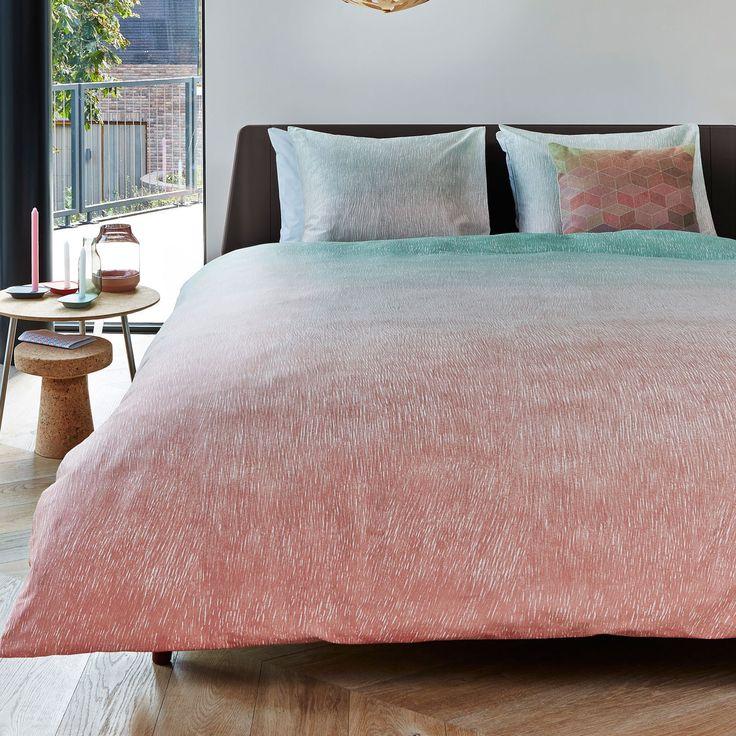 De lente collectie bedtextiel van #Auping zit weer vol met frisse dessins en kleuren voor de #slaapkamer!