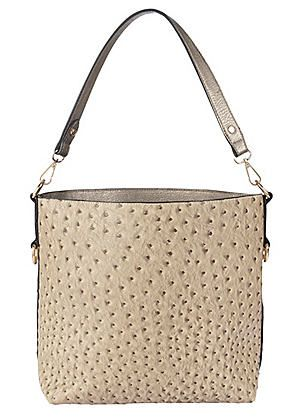 Croc Effect Shoulder Bag #Kaleidoscope #Workwear