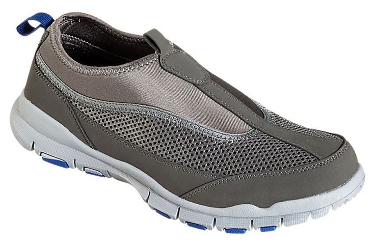 World Wide Sportsman Aquamesh 3 Water Shoes for Men - Gray | Bass Pro Shops: The Best Hunting, Fishing, Camping & Outdoor Gear