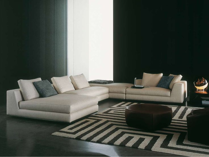 Elegant Minotti Sectional Collection ~ http://www.lookmyhomes.com/amazing-theme-of-minotti-sectional-collection/
