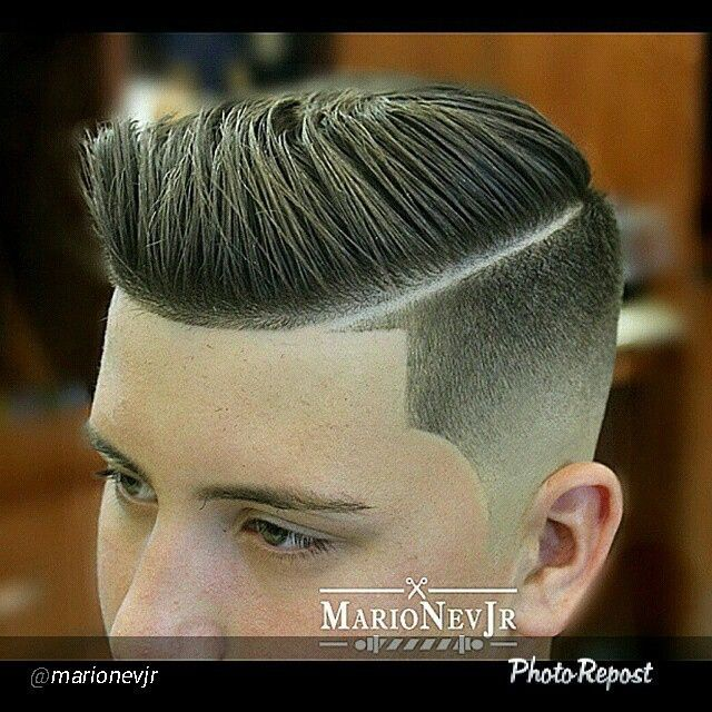 Haircut done by NBA approved barber @marionevjr www.nationalbarbe......