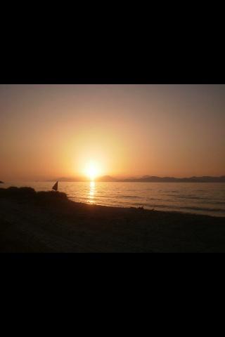 Sunset in Kos Greece
