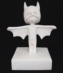 Little Bat Warrior by Sam Allerton