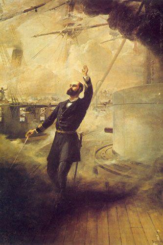 MUERTE DE PRAT, 1889 Óleo sobre tela 250 x 160 cm rmada de Chile, Valparaíso, Chile