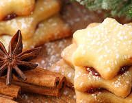 Tipy a recepty na skvělé vánoční cukroví (10 рецептов)