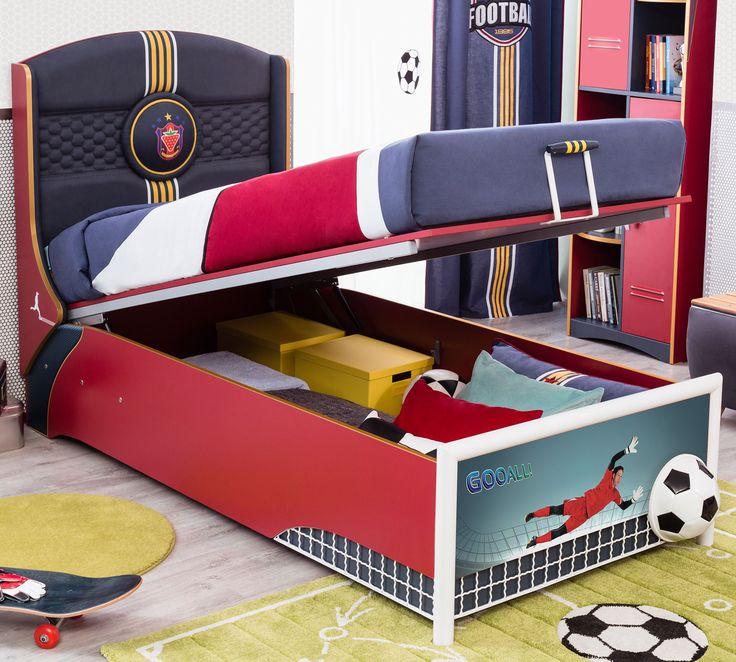 Bett mit bettkasten kinder  Die besten 25+ Jugendbett mit bettkasten Ideen auf Pinterest ...