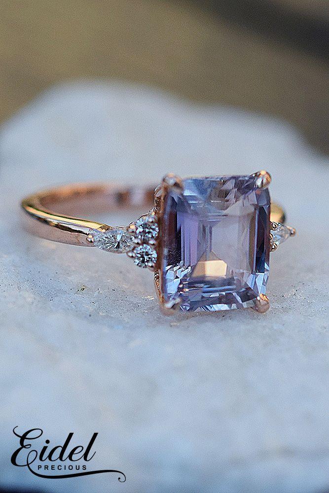 33 Sapphire Engagement Rings By Eidel Precious ❤️ Eidel Precious Engagement …