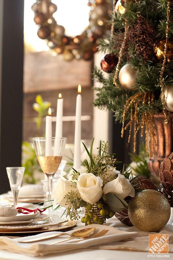 50 stunning christmas tablescapes holiday tablescapechristmas tablescapeschristmas decorationstable. beautiful ideas. Home Design Ideas