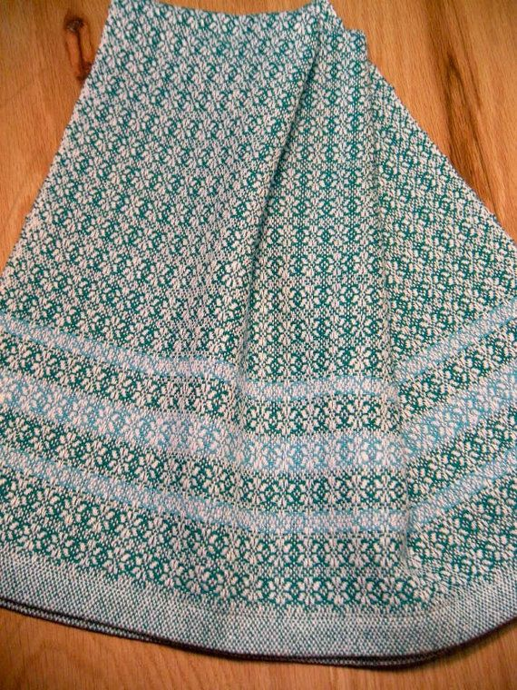 Perfect Handwoven Kitchen Towel, Guest Towel, Hand Woven Cotlin Towel, Woven Tea  Towel, Swedish Kitchen Towel, Nordic Stars Towel, Hostess Gift