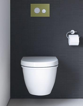 Duravit wall hung toilet - Darling New toilet