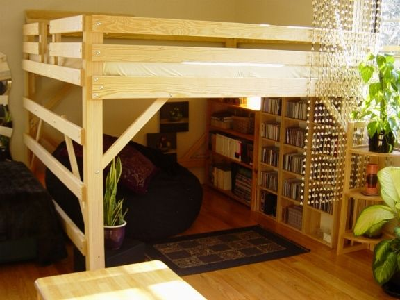 22 best letti a soppalco images on Pinterest | Home ideas, Lofted ...