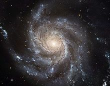 Spiral galaxy - Wikipedia, the free encyclopedia