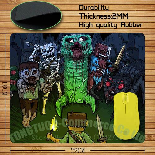 Mouse Pad Minecraft NEW Laptop Desktop mouse pad! Just $4.95. Free Shipping Worldwide //  #Minecraft #Minecrafting #Minecraftsword #Minecrafttoy #Minecraftweapons #Creeper #Creepers #Minecraftzombie #Minecraftpickaxe #Pickaxehero #Steve #Minecraftxbox #Minecrafting #Minecraftmobs #s4s #Minecraftlife #Minecraftonly #Minecraftpe #Minecraftpocketedition #Minecraftftw #Minecraftgirl #Minecraftcake #Minecraft4life #Minecraftisawesome #Minecraftfx #Minecraftlife #Minecraftglasses