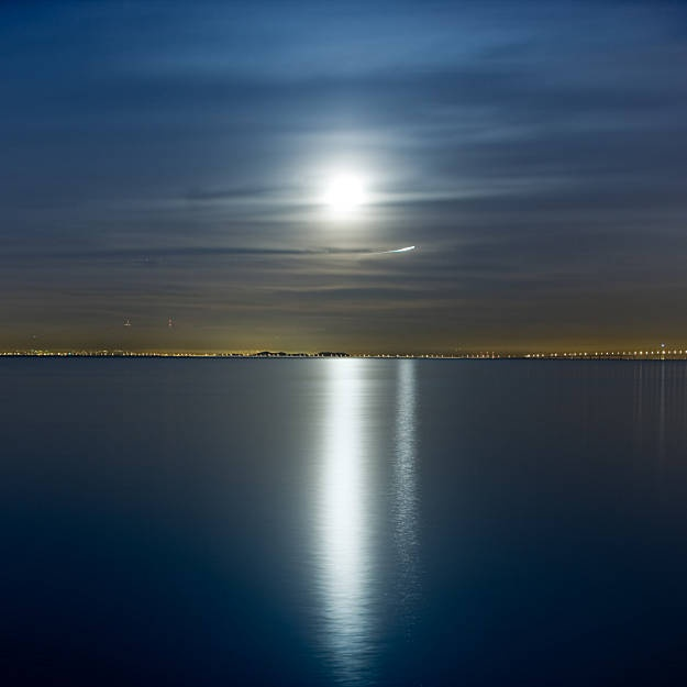 Moon Rising, Mark Jaremko, 2008