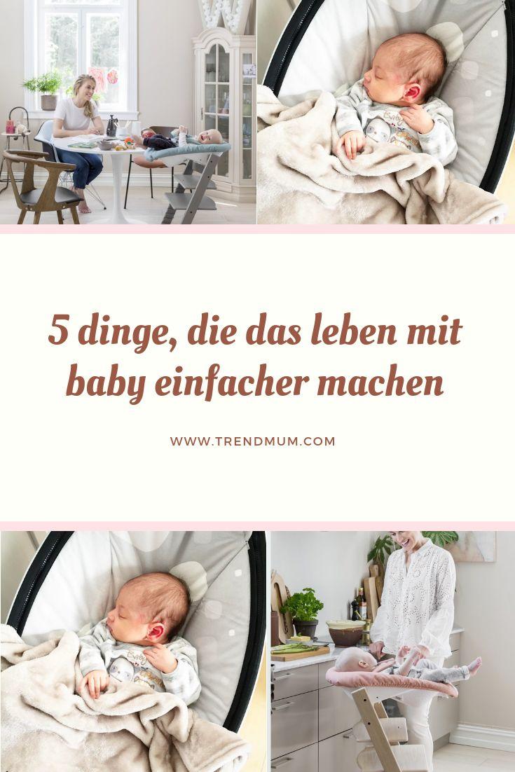 #babyblues – 5 Dinge, die das Leben mit Baby etwas einfacher machen