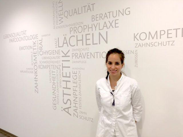 Pauline Wolters verstärkt Team von Denvita Köln als Assistenzzahnärztin. Herzlich willkommen!  www.denvita.de Die Adresse für exzellente Zahnmedizin in Köln    #koeln #zahnarzt
