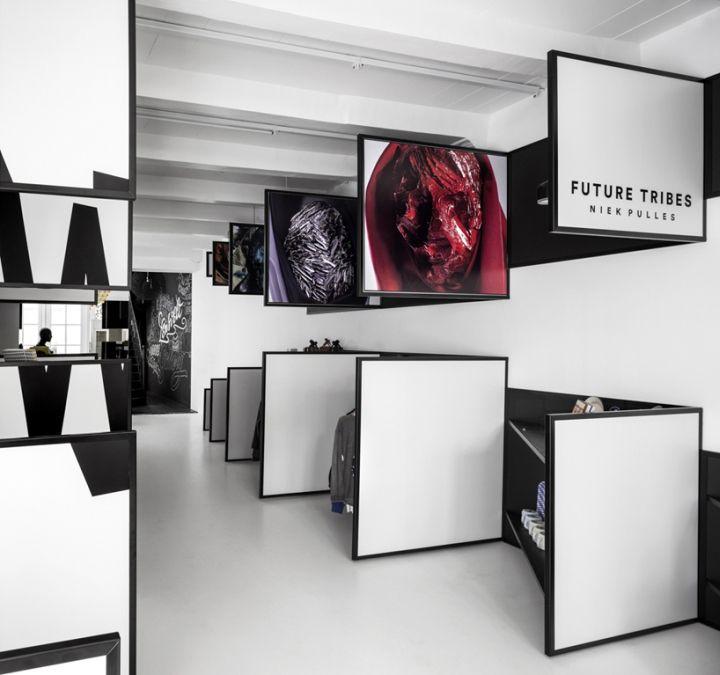 frame store by i29 architects amsterdam netherlands design shop