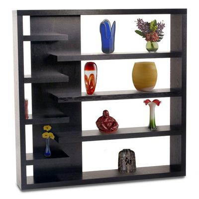 Square Wall Display Unit Shelves Room Dividers