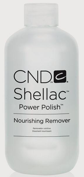 CND Shellac Nourishing Remover - 2 oz - BUYnails.com